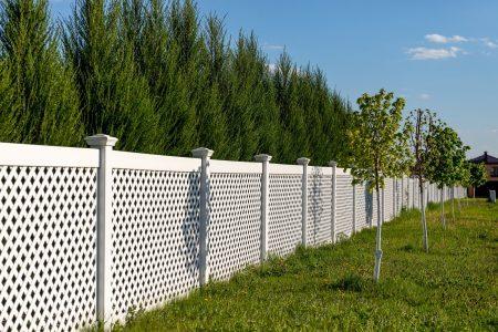Recycling Vinyl Fencing
